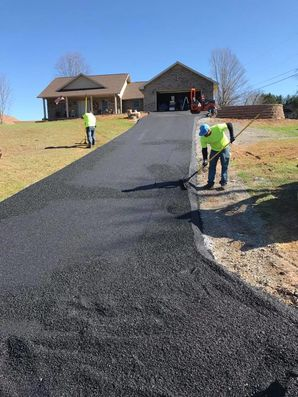 Paving in Blountville, TN (3)