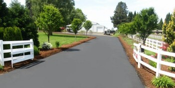 Asphalt resurfacing in Greeneville by BG Paving, Inc